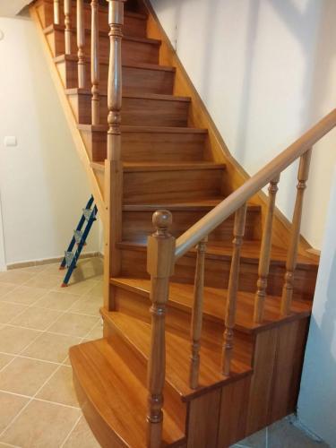 Yanaklı rıhlı merdiven 06