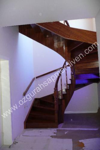 Yanaklı rıhlı merdiven 09
