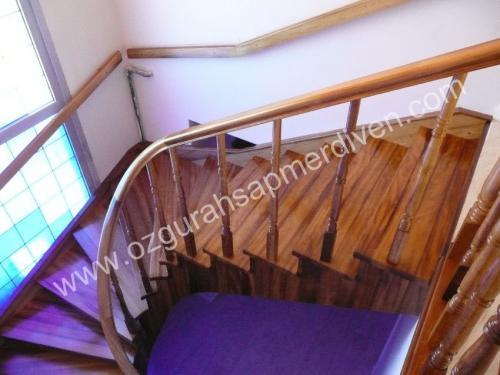Yanaklı rıhlı merdiven 22