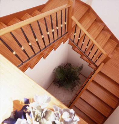 Yanaklı rıhlı merdiven 24