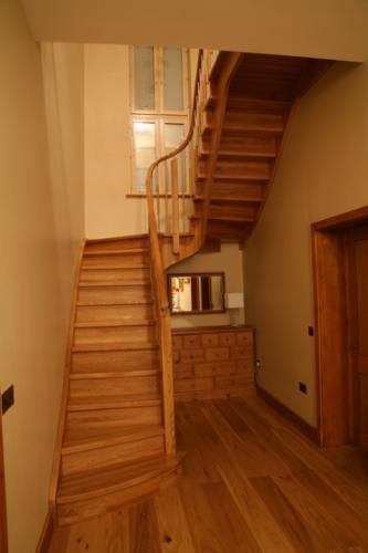 Yanaklı rıhlı merdiven 27