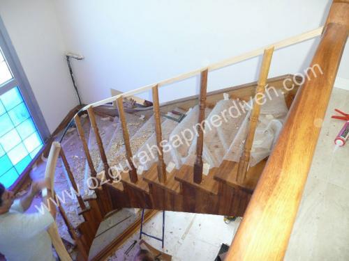 Yanaklı rıhlı merdiven 36