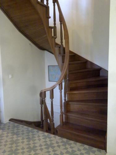 Yanaklı rıhlı merdiven 40