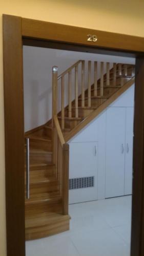 Yanaklı rıhlı merdiven 45