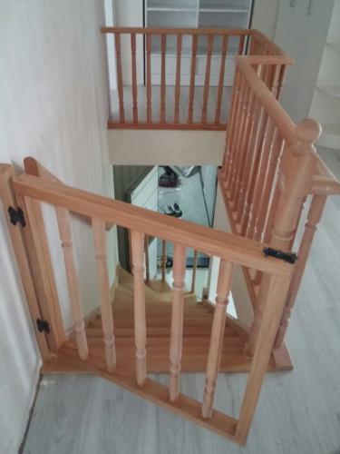 Yanaklı rıhlı merdiven 47